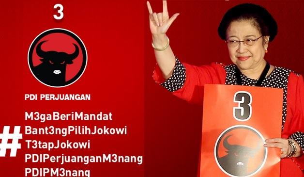 PDI Perjuangan Siap Cetak Hattrick Kemenangan di Pemilu 2019