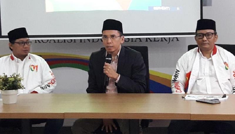 TKN Ungkap 13 Provinsi Terpapar Hoax Agama