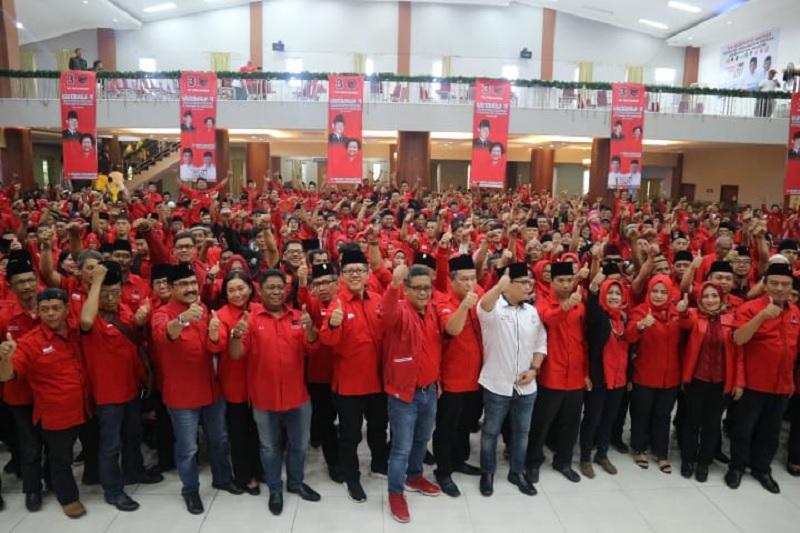 Mantapkan Jabar Jadi Kandang Banteng & Menangkan Jokowi