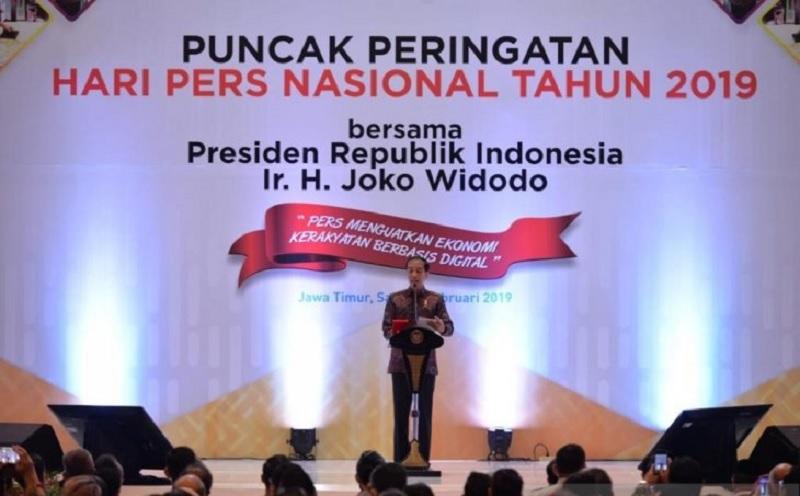 Presiden Jokowi Cabut Remisi Pembunuh Jurnalis