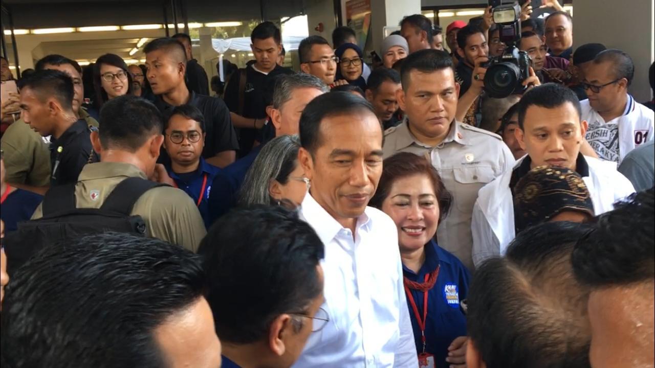 Jokowi Tak Mau Kejadian Kelam Tahun 1998 Terulang