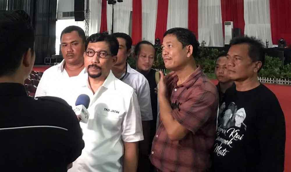 Efek Puisi FZ, Makin Kuatkan Dukungan ke Jokowi-Kiai Ma'ruf