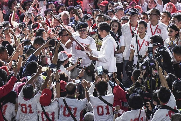 Jokowi Kembali Tegaskan Pentingnya Pembangunan Infrastruktur