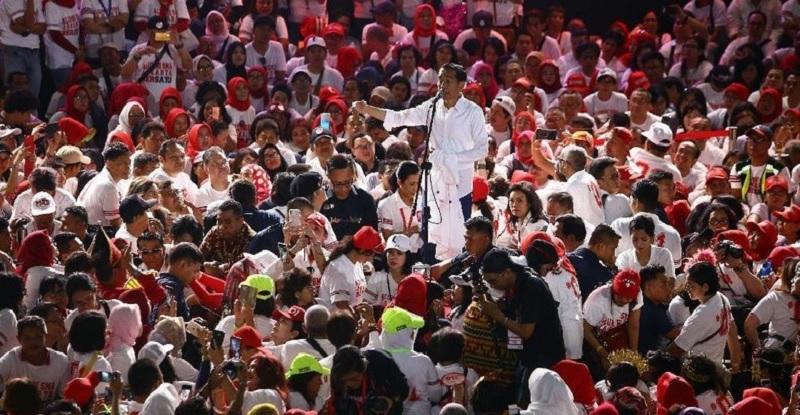 Jokowi Kembali Tegaskan Telah Ambil Alih Aset Asing