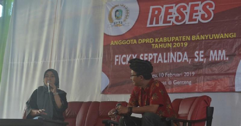Politisi PDI Perjuangan Diapresiasi Karena Gelar Gesah Desa