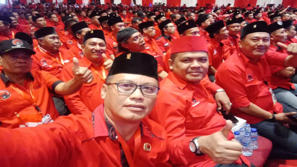 PDI Perjuangan Targetkan Jokowi-Kiai Ma'ruf Raih 70% Suara