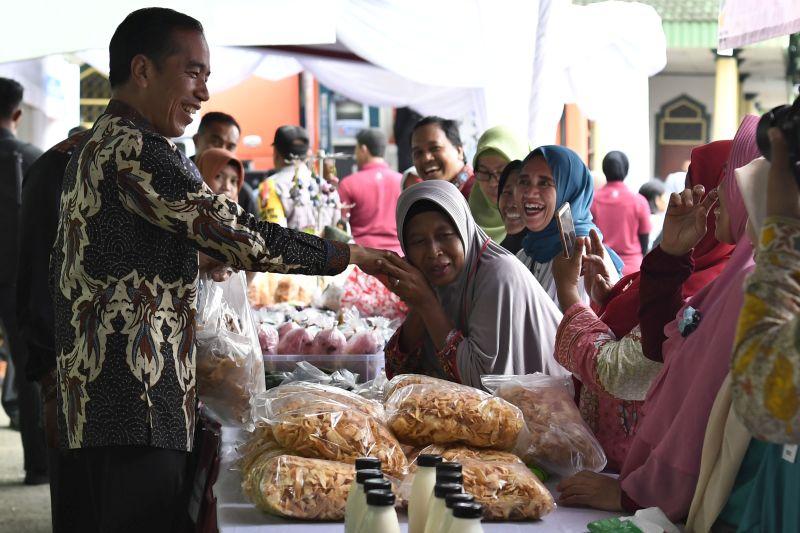 Jokowi: Saya Dulu Pernah Digusur