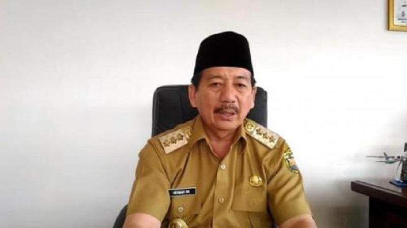 Herman HN Pecat Sekretaris Diskominfo Akibat Narkoba