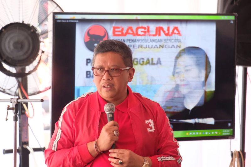 Hasto: Ada Upaya Menakuti Kepala Daerah Pendukung Jokowi