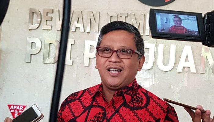 Tanggapi Fadli Zon, Hasto: Itu Makanan Pak Jokowi