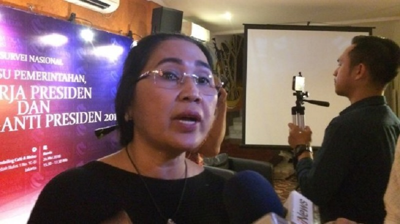 Eva: Soal Korupsi, Gerindra dan Demokrat Lebih Parah