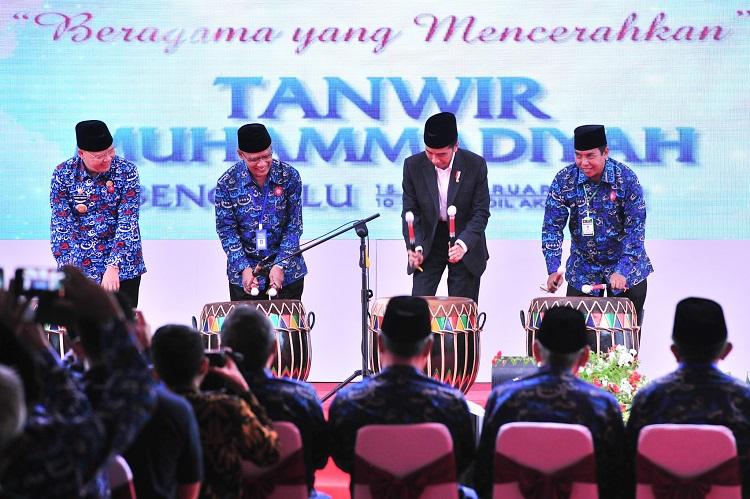 Presiden Jokowi Kembali Jelaskan Tentang Tiga Isu Besar