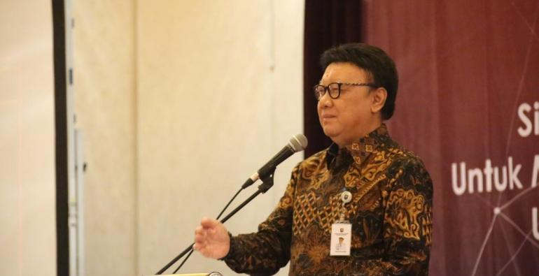 Mendagri Kembali Ingatkan Kepala Daerah Area Rawan Korupsi