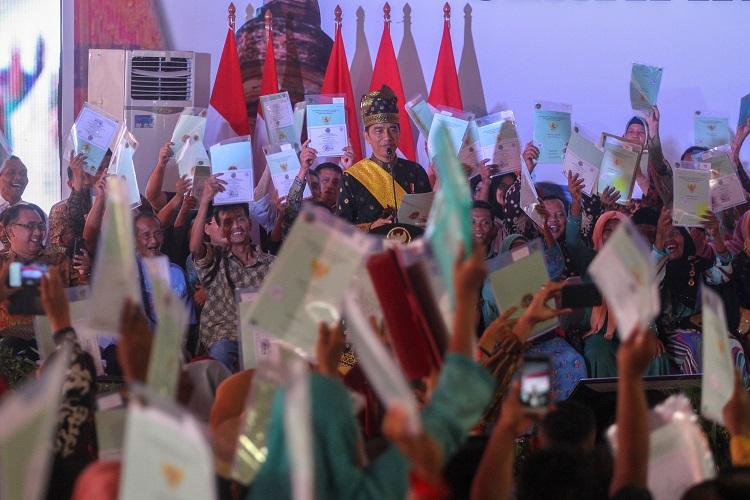 Politik Pertanahan Jokowi: Negara Berpihak pada Rakyat