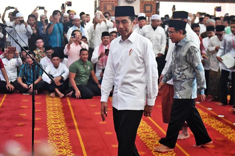 Presiden Perintahkan Polisi Usut Tuntas Mafia Bola