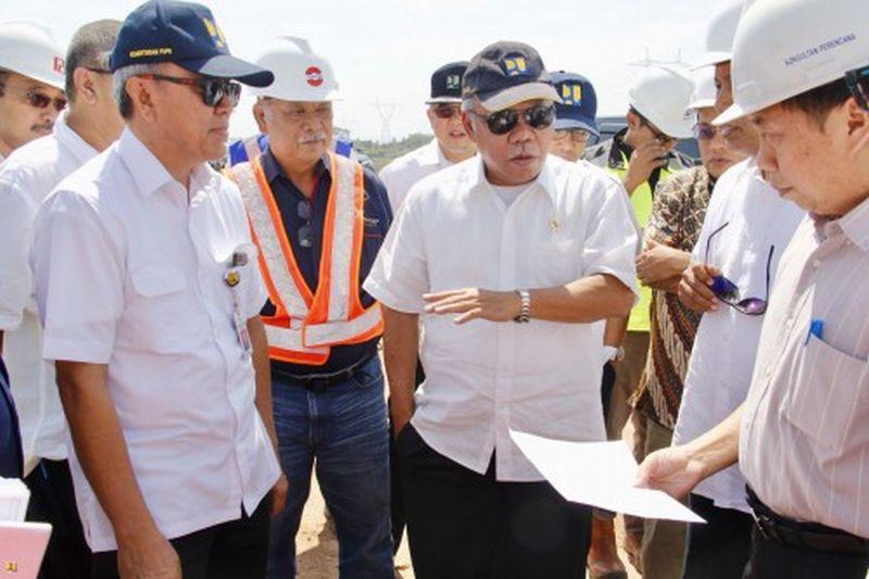 Pembangunan Tanggul Rob Pekalongan Rampung Desember 2019