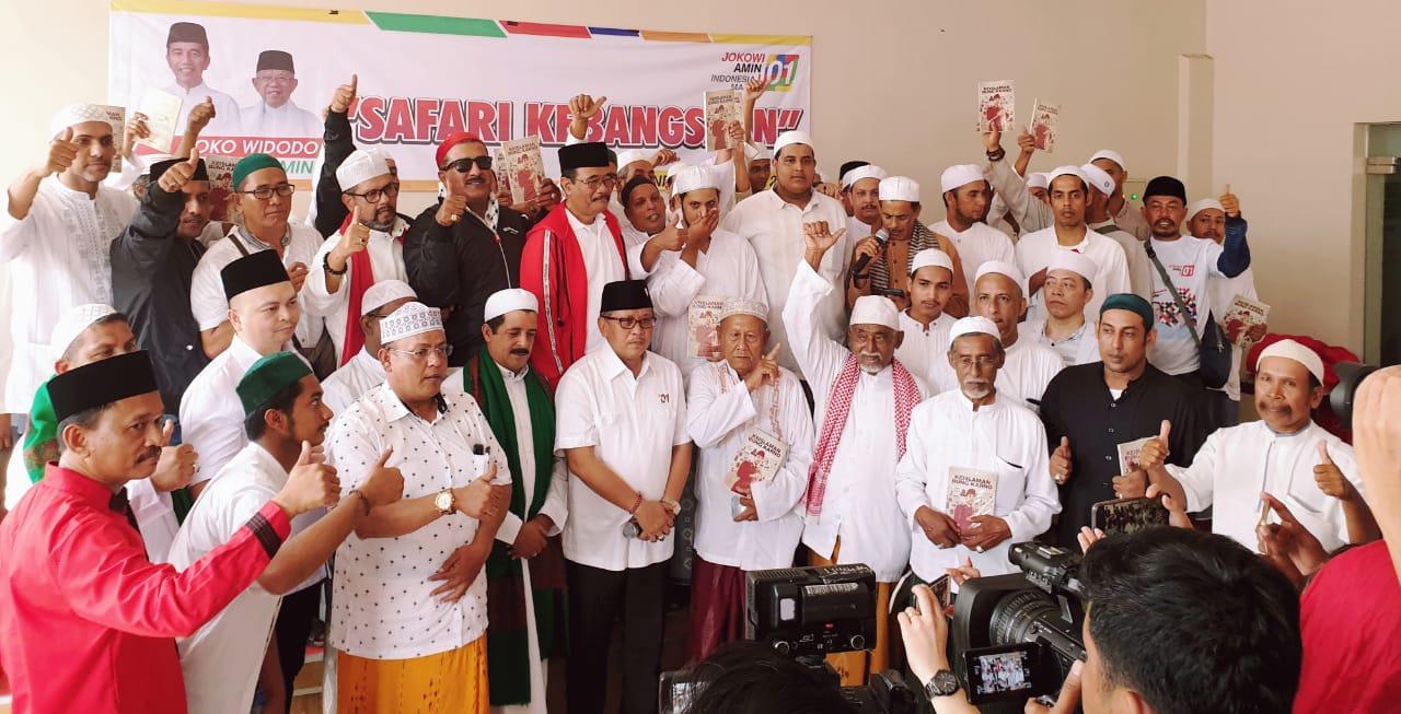 Meski Kerap Difitnah, Mayoritas Muslim Pilih PDI Perjuangan