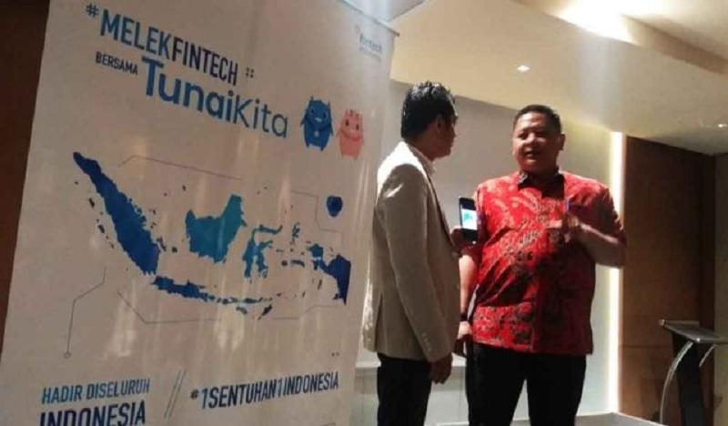Whisnu: Masyarakat Harus Bijak Gunakan Aplikasi Fintech