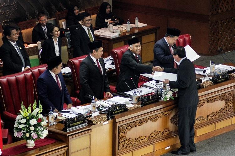Yasonna Unjuk Gigi Keberhasilan Jokowi