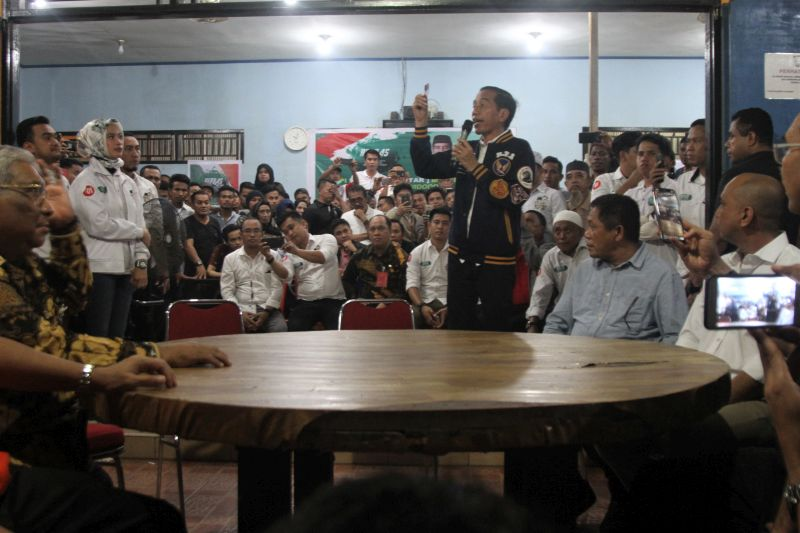 Jokowi Sebut SDM Indonesia Mampu Bersaing Secara Global