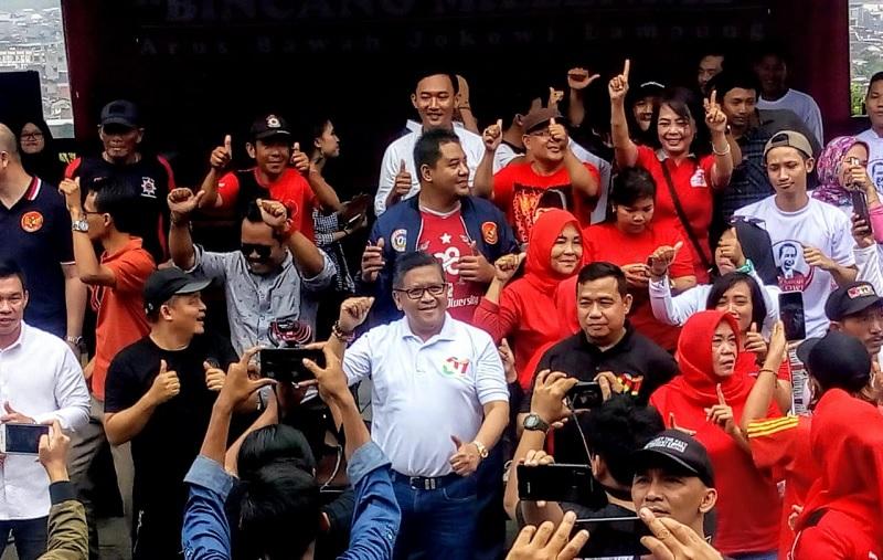 TKN Nilai Isi Pidato AHY Lebih Baik Dibandingkan Prabowo