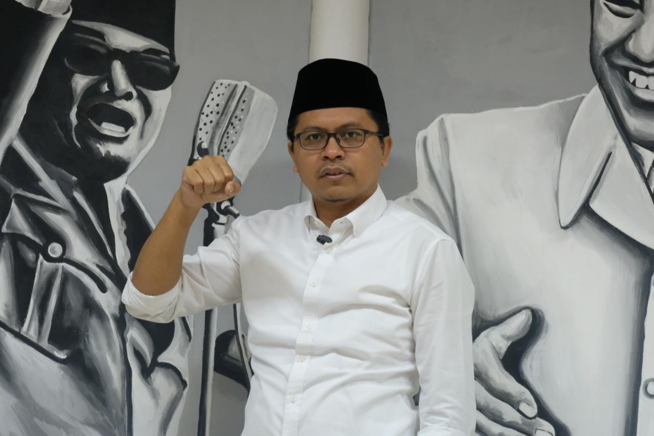 Giat sebagai Aktivis, Zuhairi Mantapkan Diri ke DPR