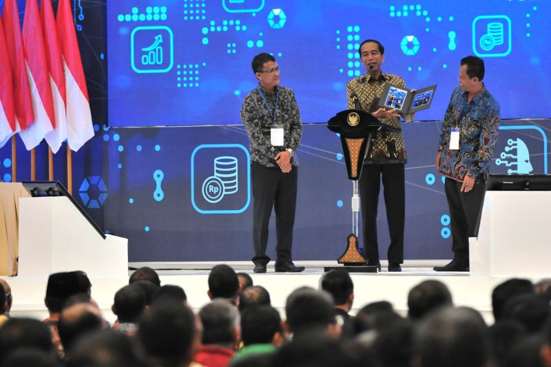 Presiden: Akhir 2019, Akan Terbangun 5.200 Pasar Rakyat