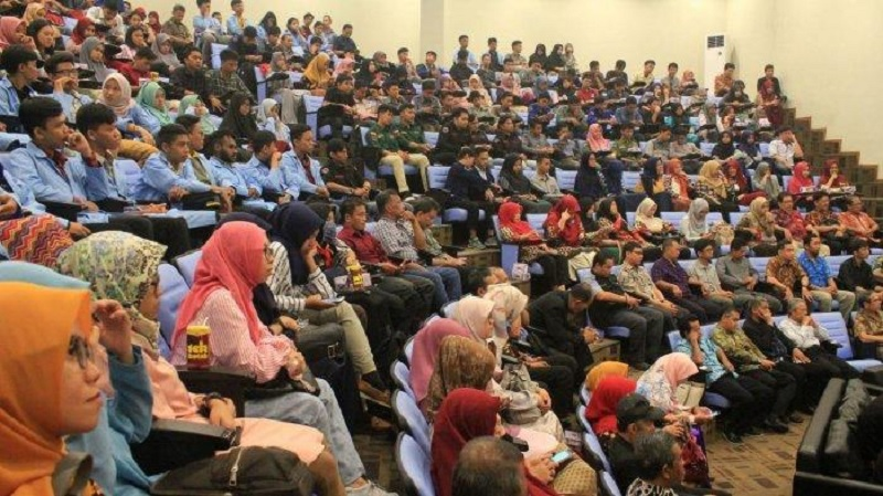 Gubernur NA Ingin PNUP Giat Kembangkan Triple Helix