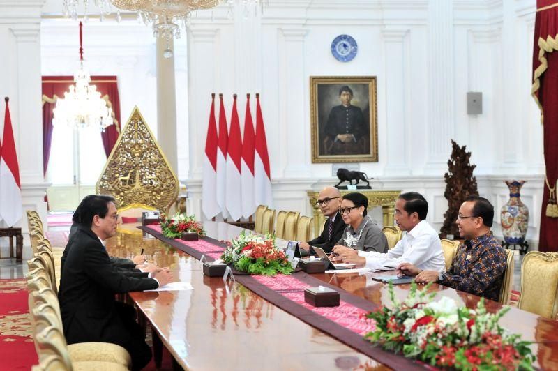 Presiden Ajak Thailand Kerja Sama Antisipasi Penurunan Harga