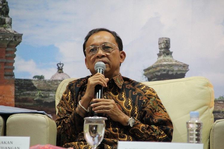 Kadin Diminta Bersinergi Visi Nangun Sat Kerthi Loka Bali