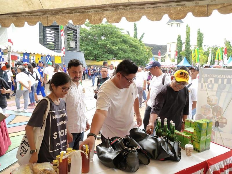 Jeffry Yakin UMKM Maluku Segera Masuki Pasar Startup