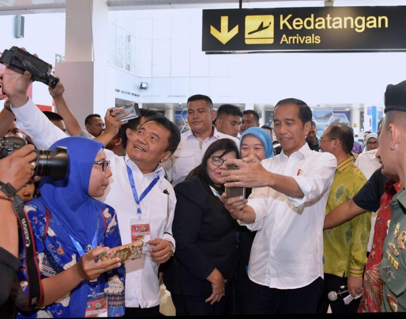 2020, Bandara Depati Amir Mampu Tampung 3 Juta Penumpang