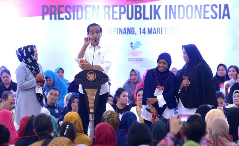 Cerita Masa Kecil, Jokowi Ingin Rakyat Bebas Gizi Buruk