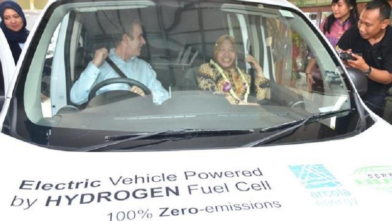 Inggris Datangkan Transportasi Ramah Lingkungan ke Surabaya