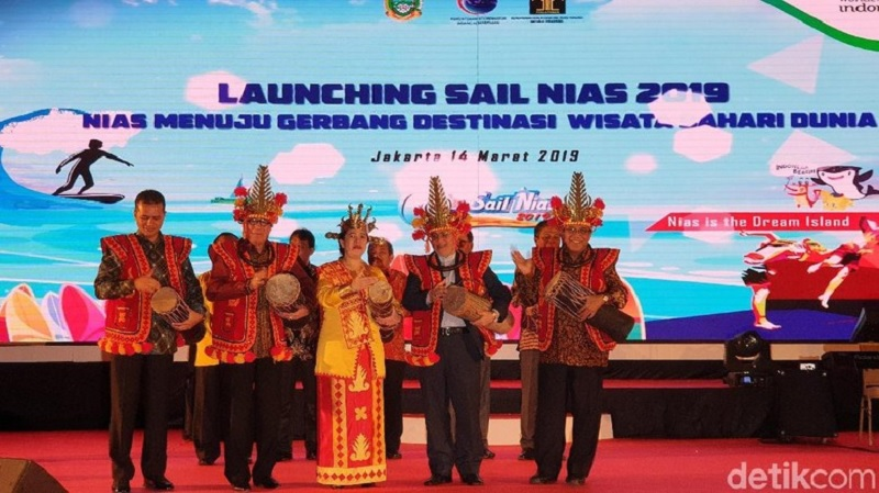 Sail Nias Diharapkan Jadi Momentum Penggerak Ekonomi Daerah