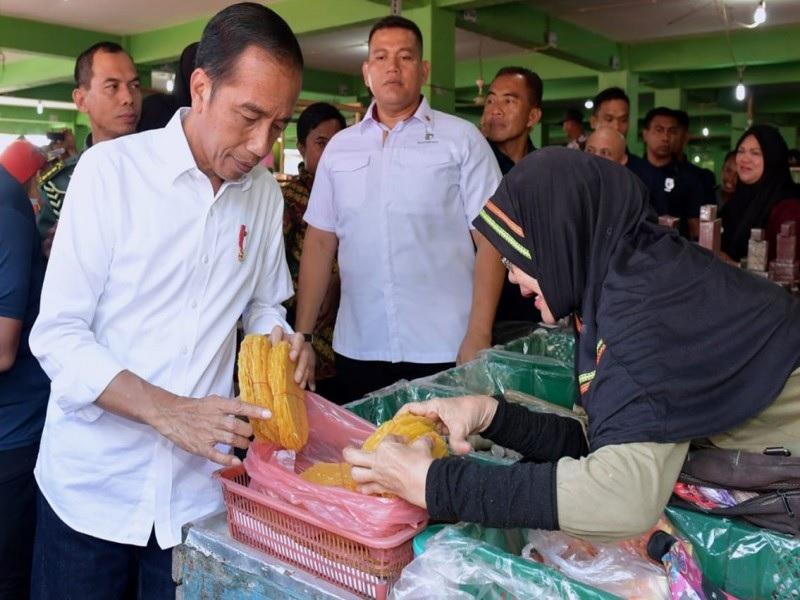 Presiden Jokowi Minta Babel Terus Perkuat Sektor Pariwisata