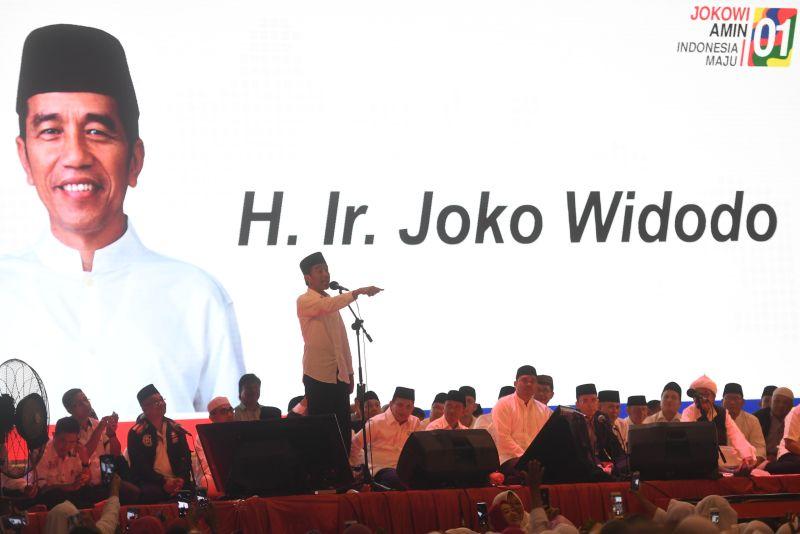 Soal OTT Romi, Jokowi: Hormati Proses Hukum
