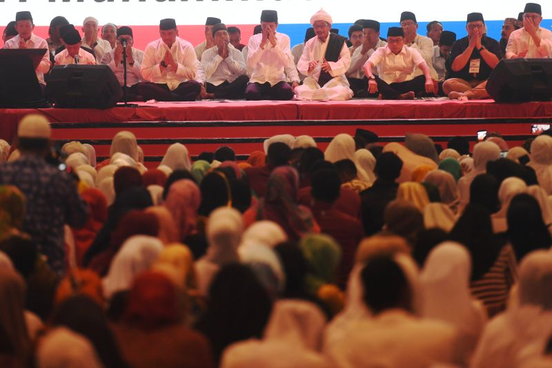 Jokowi Minta Perbedaan Politik Disikapi dengan Bijaksana