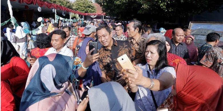 Hendi Beberkan Kunci Pesatnya Pembangunan di Semarang