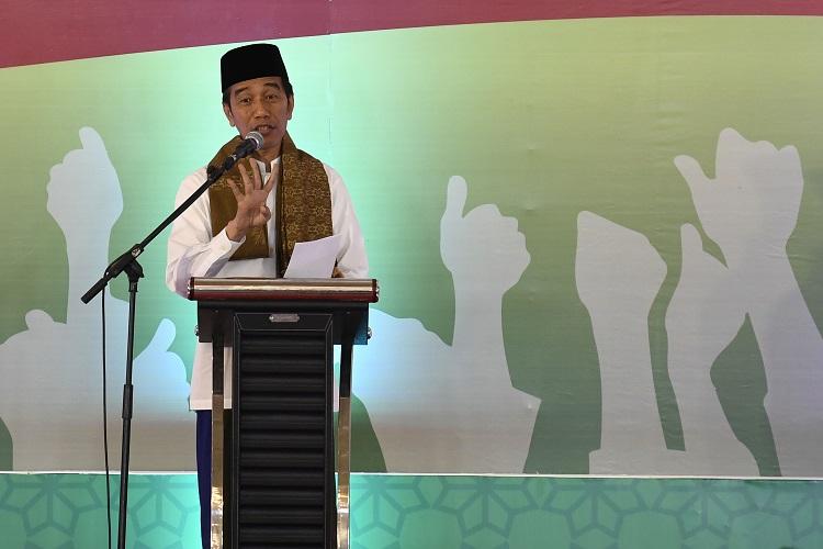 Masyarakat Tidak Percaya Jokowi Komunis dan Anti Islam