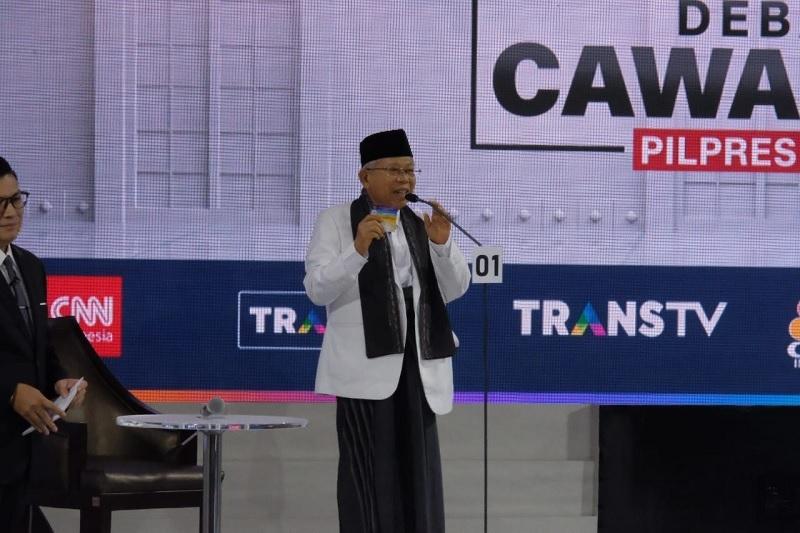 Jokowi-Ma'ruf Akan Tingkatkan Manfaat BPJS dan KIS
