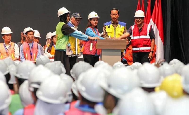 Menteri Basuki Targetkan 512.000 Tenaga Kerja Bersertifikat