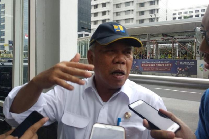 Menteri Basuki Tagih Janji Anies tentang Naturalisasi Sungai