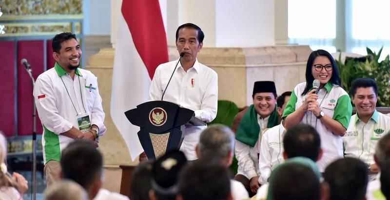 Jokowi: Indonesia Berproses Menuju Ketahanan Pangan