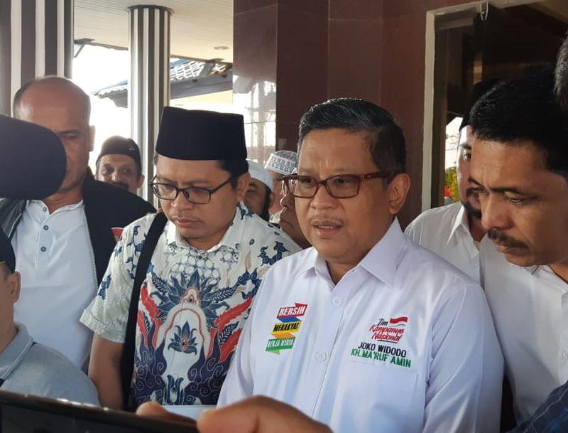 Partai Optimistis Elektabilitas Jokowi-Ma'ruf Semakin Bagus