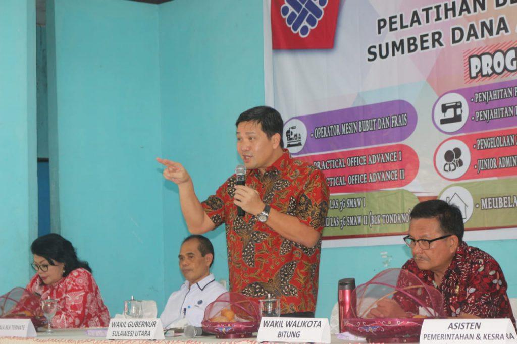 Kader & Caleg di Sulut Ditantang Menangkan Jokowi-Ma'ruf