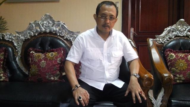 Armuji Rekomendasikan Pedagang Hi Tech Mall Tetap Jualan
