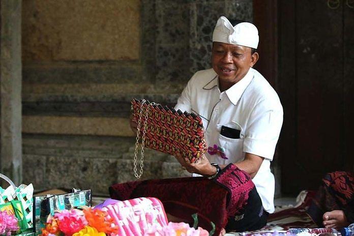 Koster Wacanakan Pembangunan Pusat Kebudayaan Bali