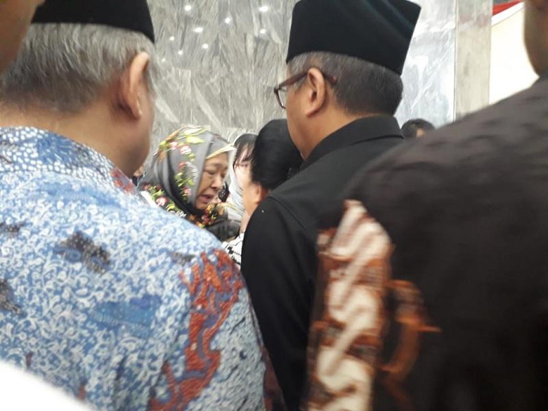 DPR RI Berduka Atas Berpulangnya Nazaruddin Kiemas