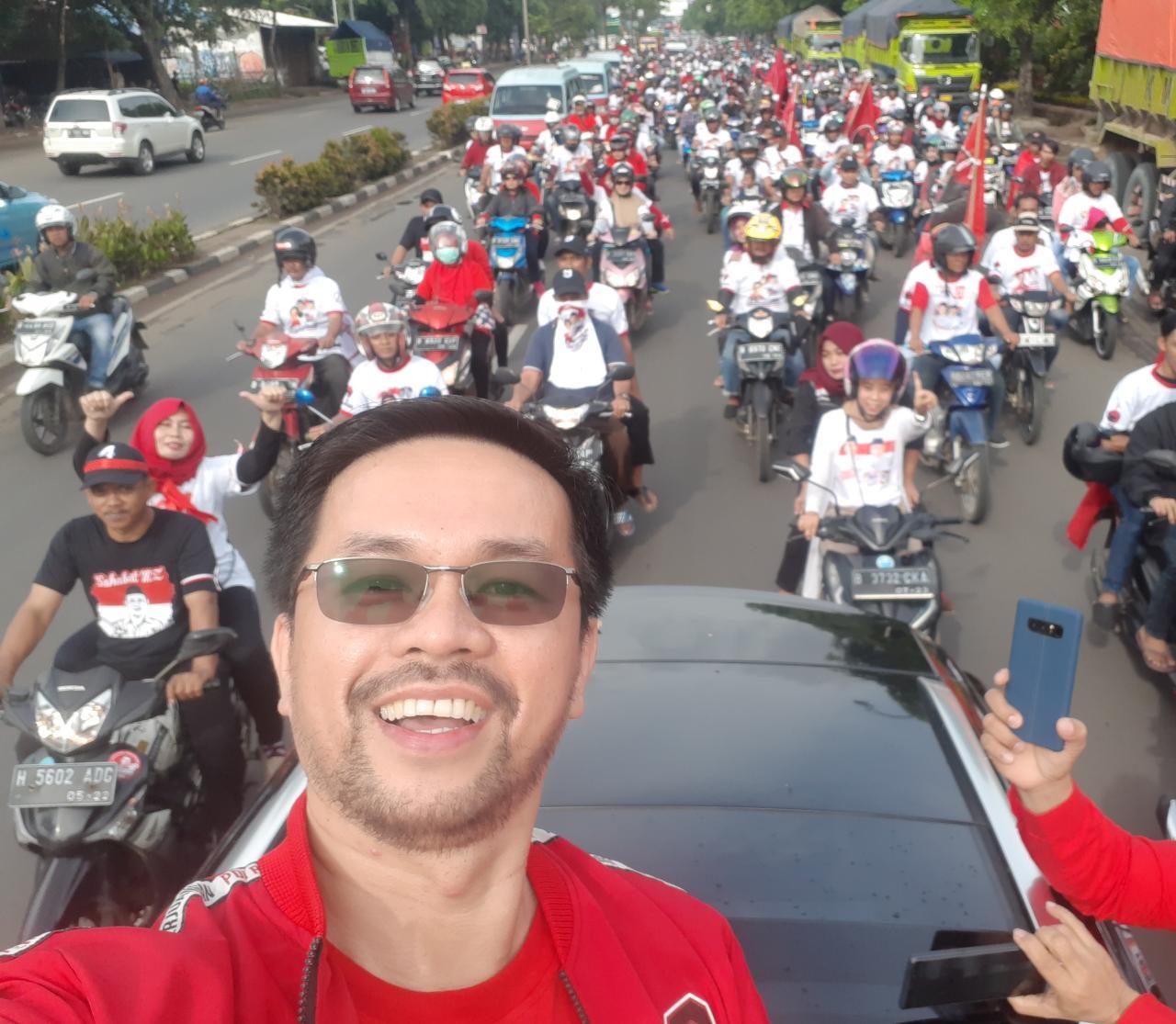 Buruh di Kota Tangerang Diajak Jaga Iklim Investasi